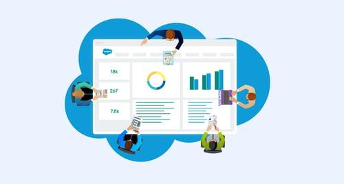 Salesforce PSA Software
